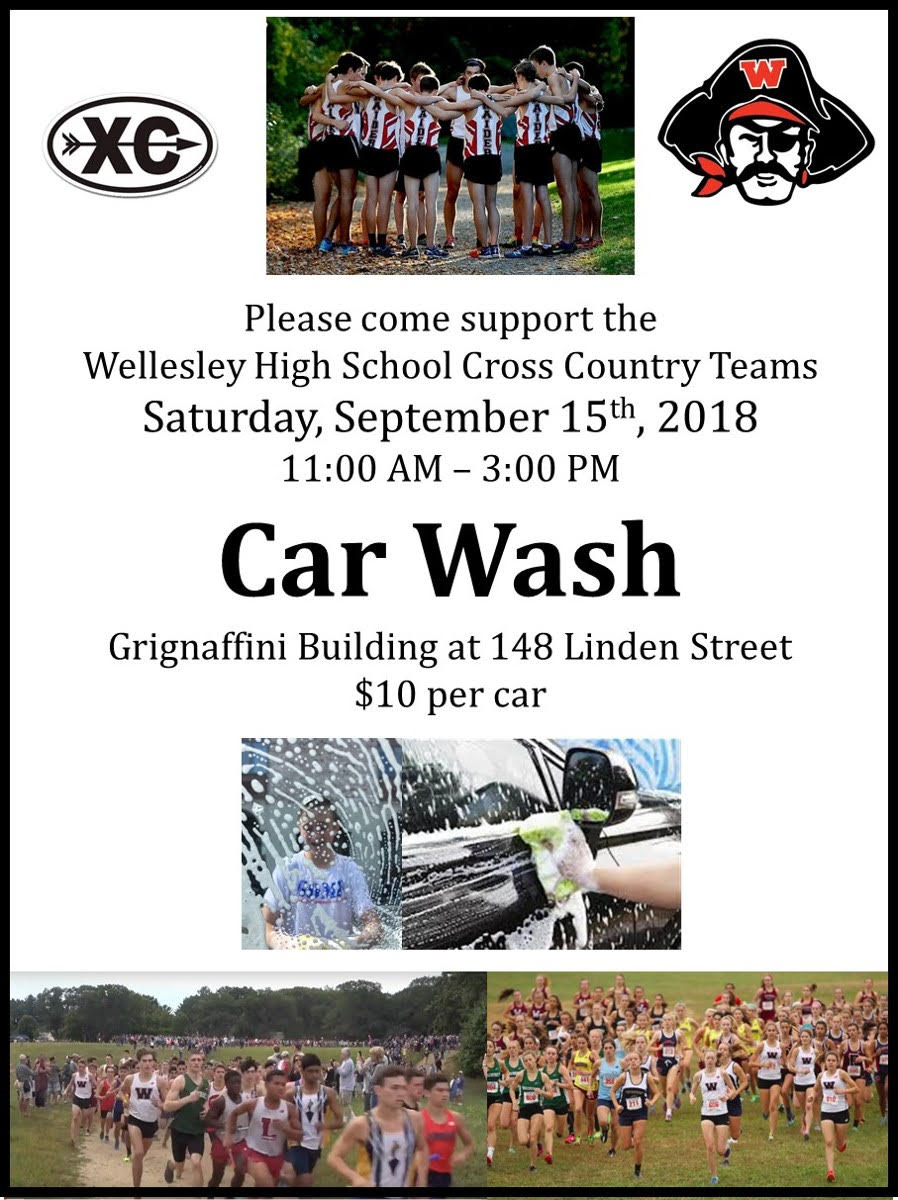 Car Wash Wellesley