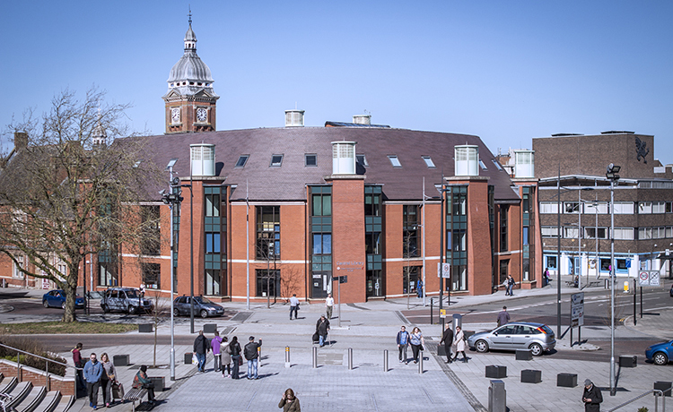 Swindon Libraries