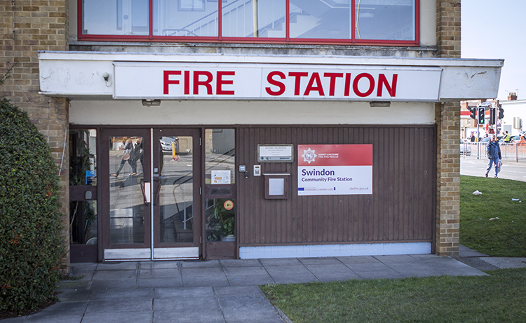 Fire Station - Drove Rd