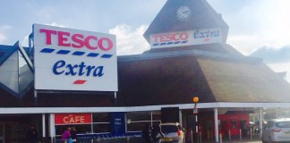 tesco charge 10p for carrier bags