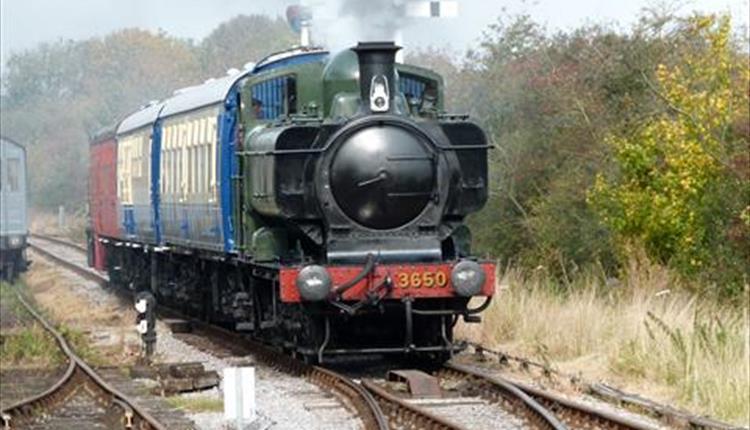 Swindon and Cricklade Railway