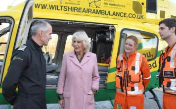 © Wiltshire Air Ambulance
