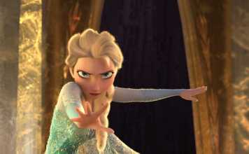 © Elsa in Frozen © 2013 Disney. All Rights Reserved.