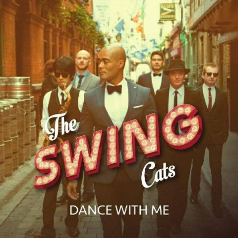 The Swing Cats Album Dance with me Ireland