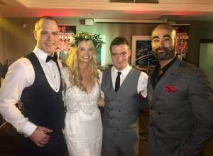 The Swing Cats are the best wedding and event band in Ireland