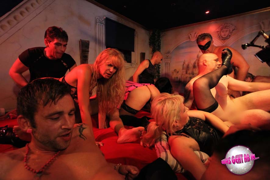 Girl erotic sex clubs of germany