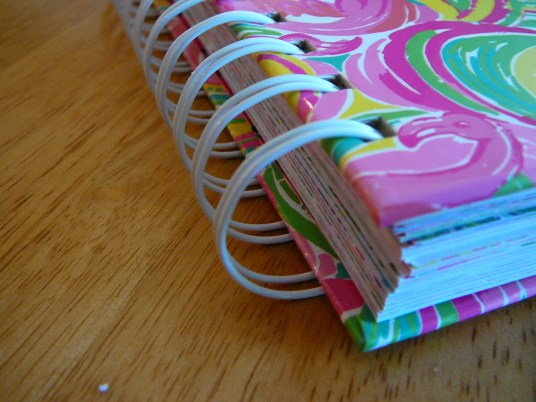 Lilly Pulitzer Agenda Review