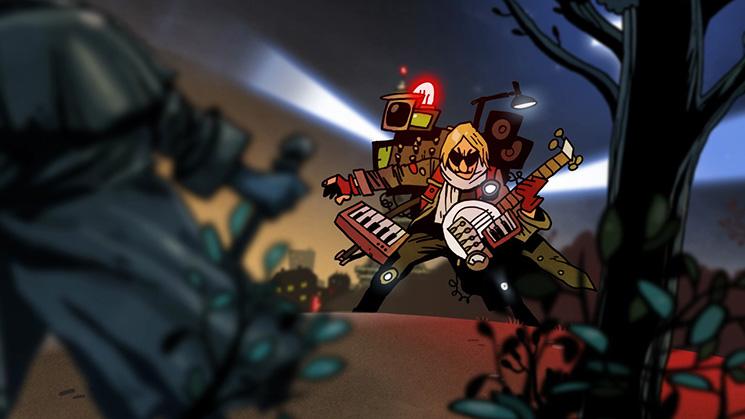 Frederic Resurrection of Music Nintendo Switch
