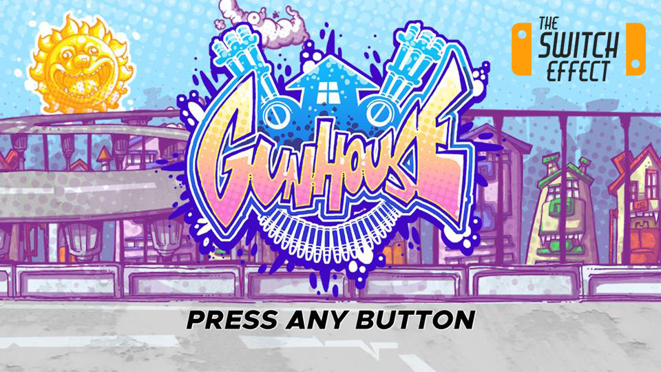 [Review] Gunhouse – Nintendo Switch
