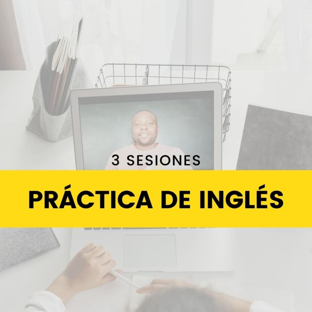 Curso de práctica para inglés