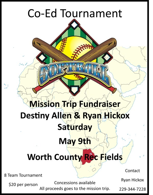 Mission Trip Fundraiser | The Sylvester Local