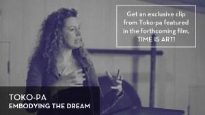 toko-pa, time is art