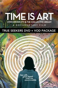 time is art, dvd, vod