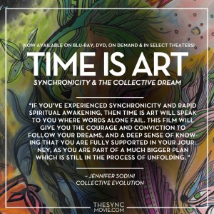 time is art, collective evolution