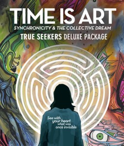TIME IS ART, blu-ray, dvd
