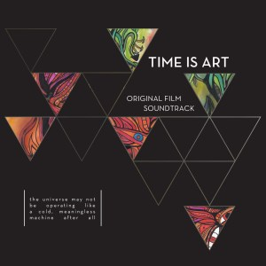 time is art, soundtrack, music, music from the film, music from the movie