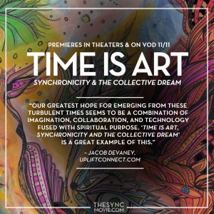 time is art, film, documentary, movie, the sync movie