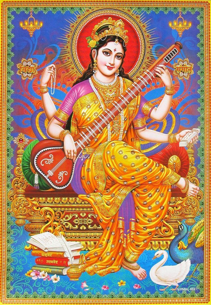 saraswati, india
