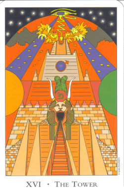 911, tarot, the tower