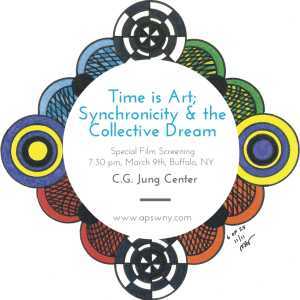 carl jung center, time is art