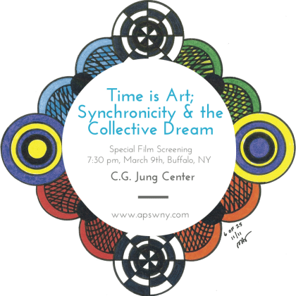 carl jung center, time is art