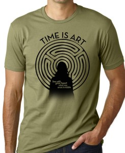 Time is Art Men's Tee