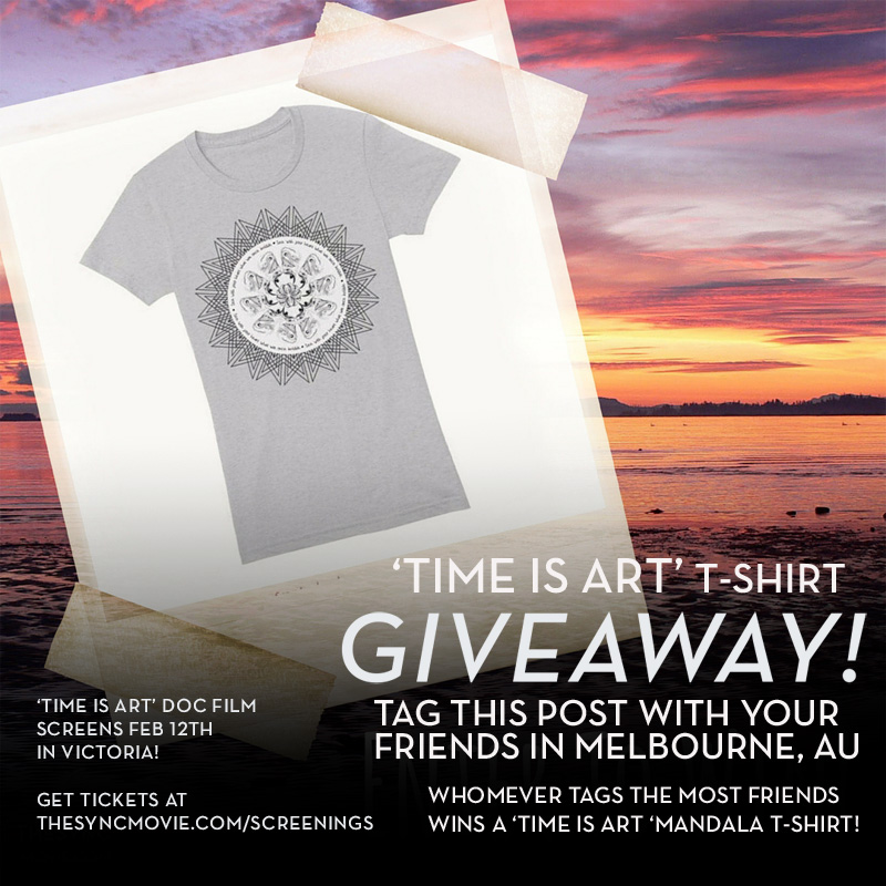 T-shirt-GiveAway_Melbourne