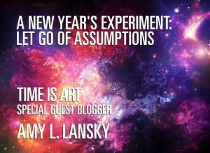 amy lansky time is art