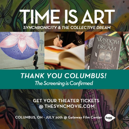 Columbus, Gateway film center, time is art