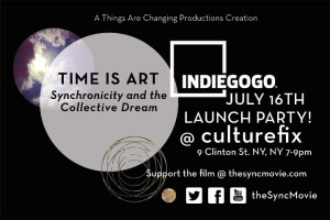 indiegogo launch event flyer