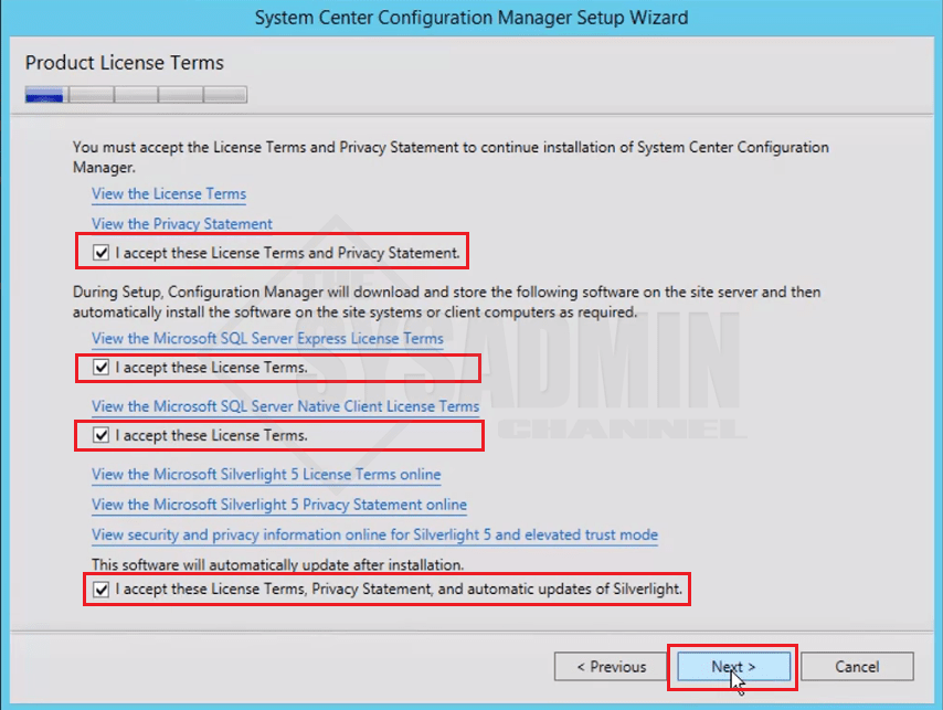 How To Upgrade to SCCM 1606 from SCCM 2012 R2