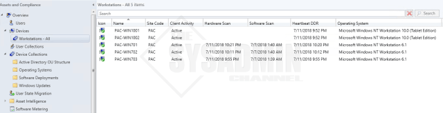 Windows 10 Computers Not Updating in SCCM