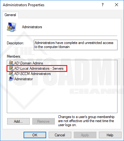 How To Add Local Administrators via GPO (Group Policy)