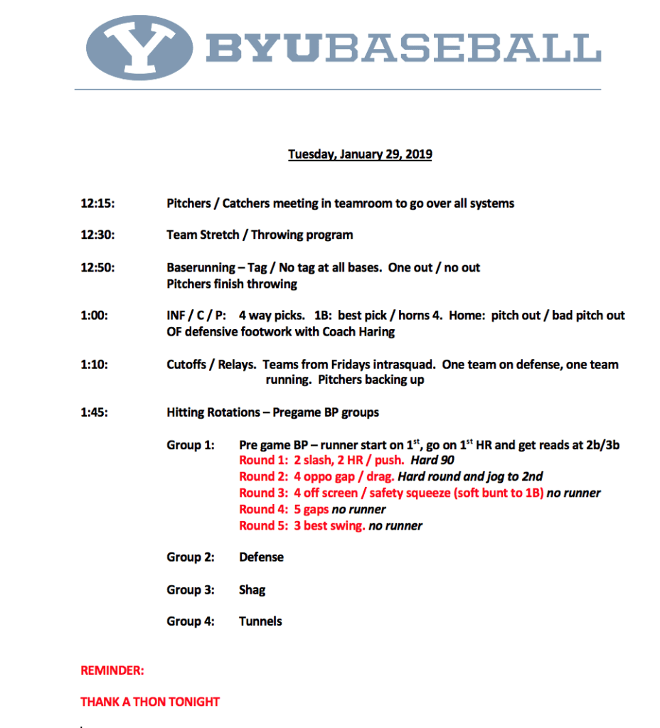 BYU Baseball