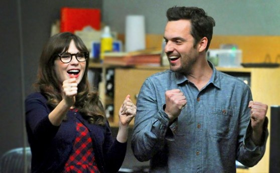 Unresolved Sexual Tension in New Girl - Jess and Nick