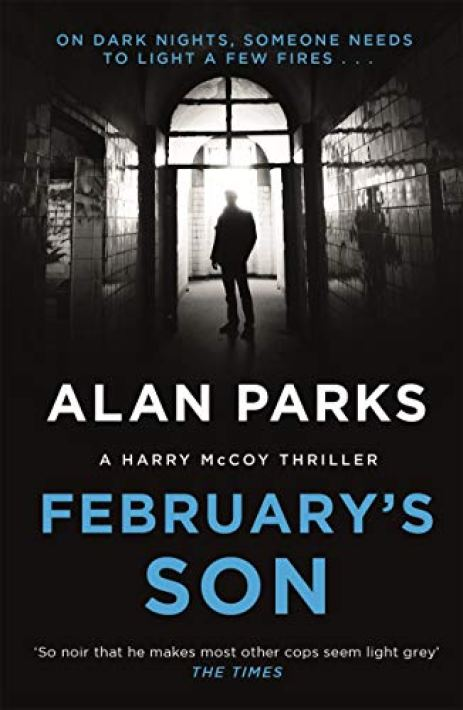 February's Son by Alan Parks, reviewed by Andrew Mann on The Table Read