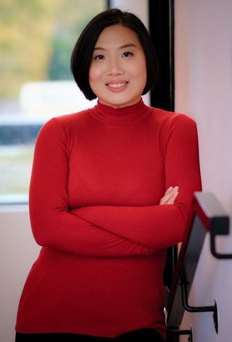 Sheena Yap Chan, The Tao Of Self Confidence, podcaster interview on The Table Read