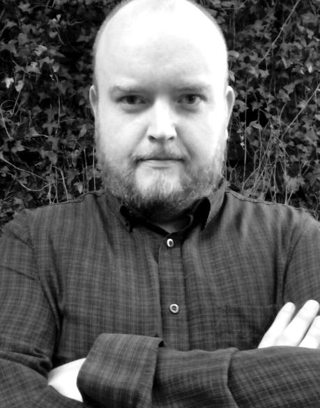Lee Brickley, author of Ghosts Of Cannock Chase, interview on The Table Read
