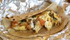 Machacado and egg