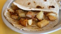 Potato ranchero
