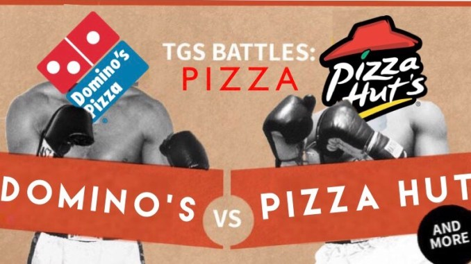 BATTLEDOME: National pizza chains | The Tailgate Society