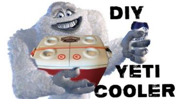 Diy Build A Yeti Insulated Cooler The Tailgate Society