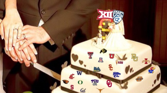 Should the Big 12 and Pac-12 Merge? | The Tailgate Society