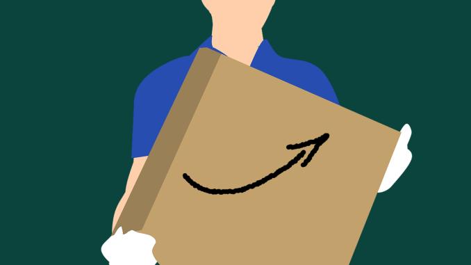 tgs delivers amazon box