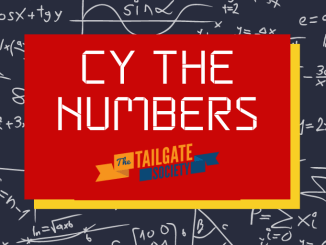 Cy the Numbers