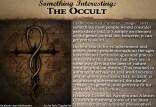 SomethingInteresting_TheOccult