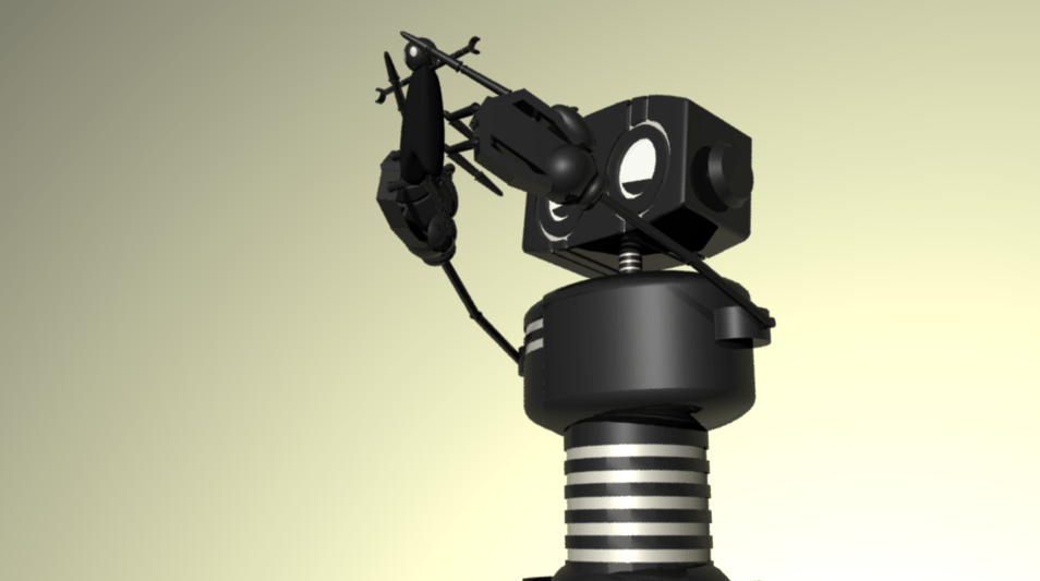 Sharingus — Talebot 3D Model #9