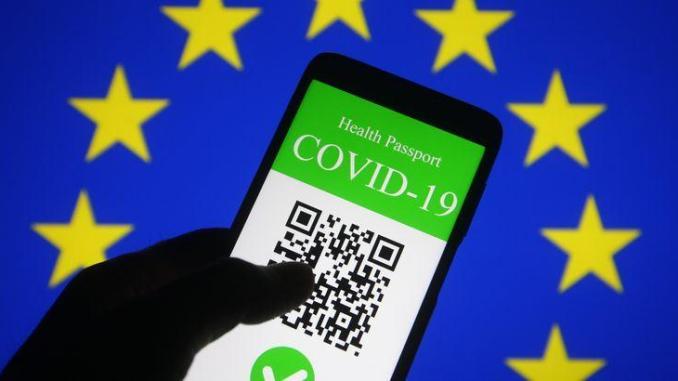 Un passeport sanitaire pour voyager en Europe cet été !