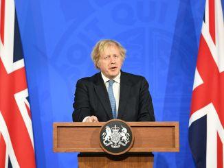 Covid-19 au Royaume-Uni : Boris Johnson lance la nouvelle étape du déconfinement.
