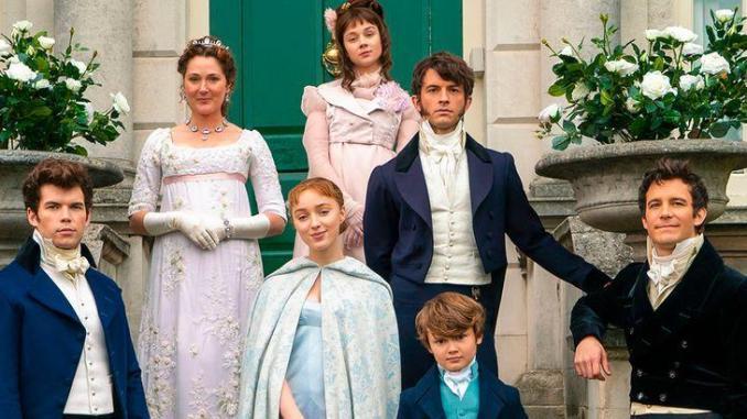 """Netflix annonce une saison 3 et 4 pour """"Bridgerton"""""""